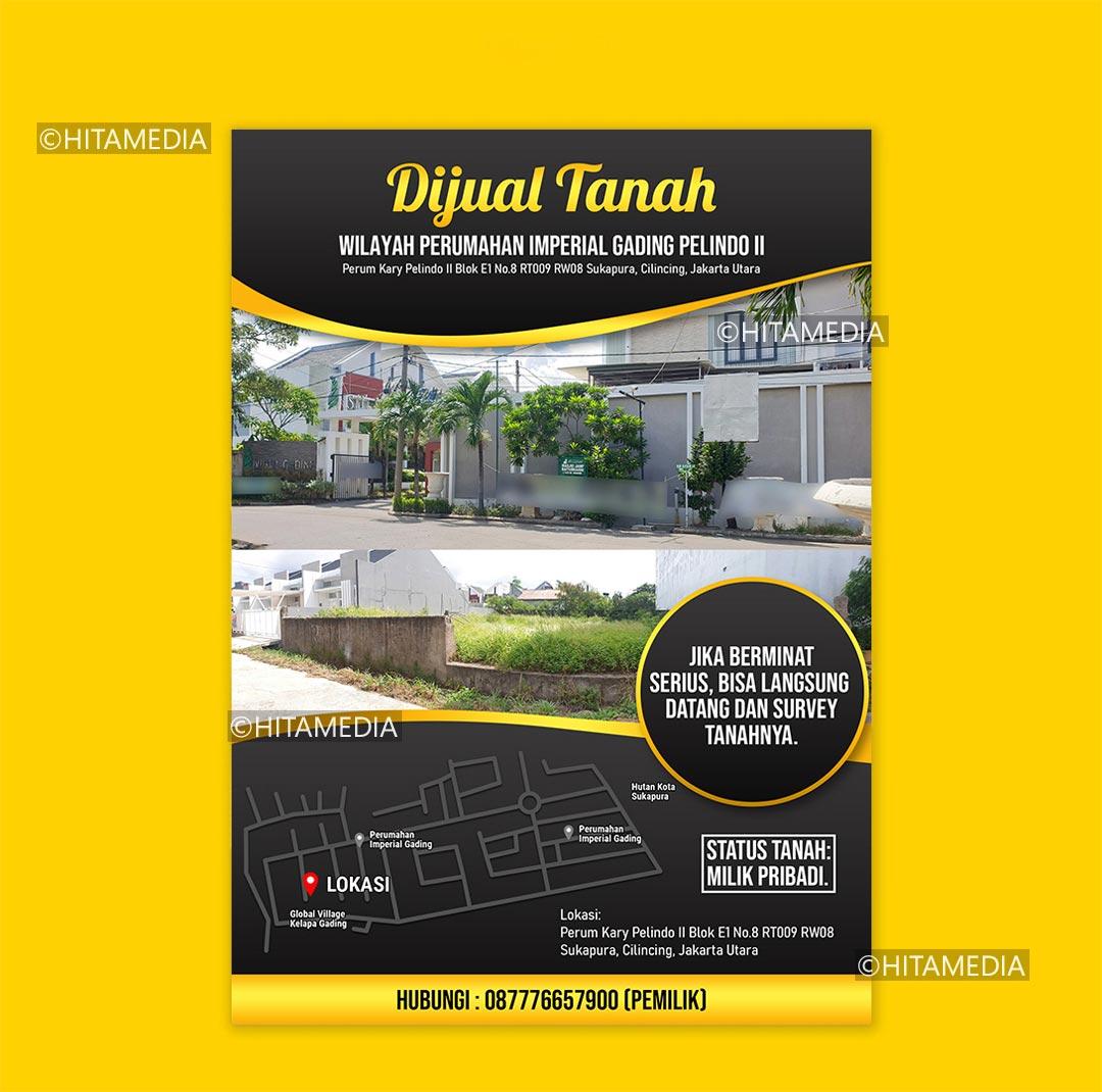 portofolio Jasa Desain Flyer Murah