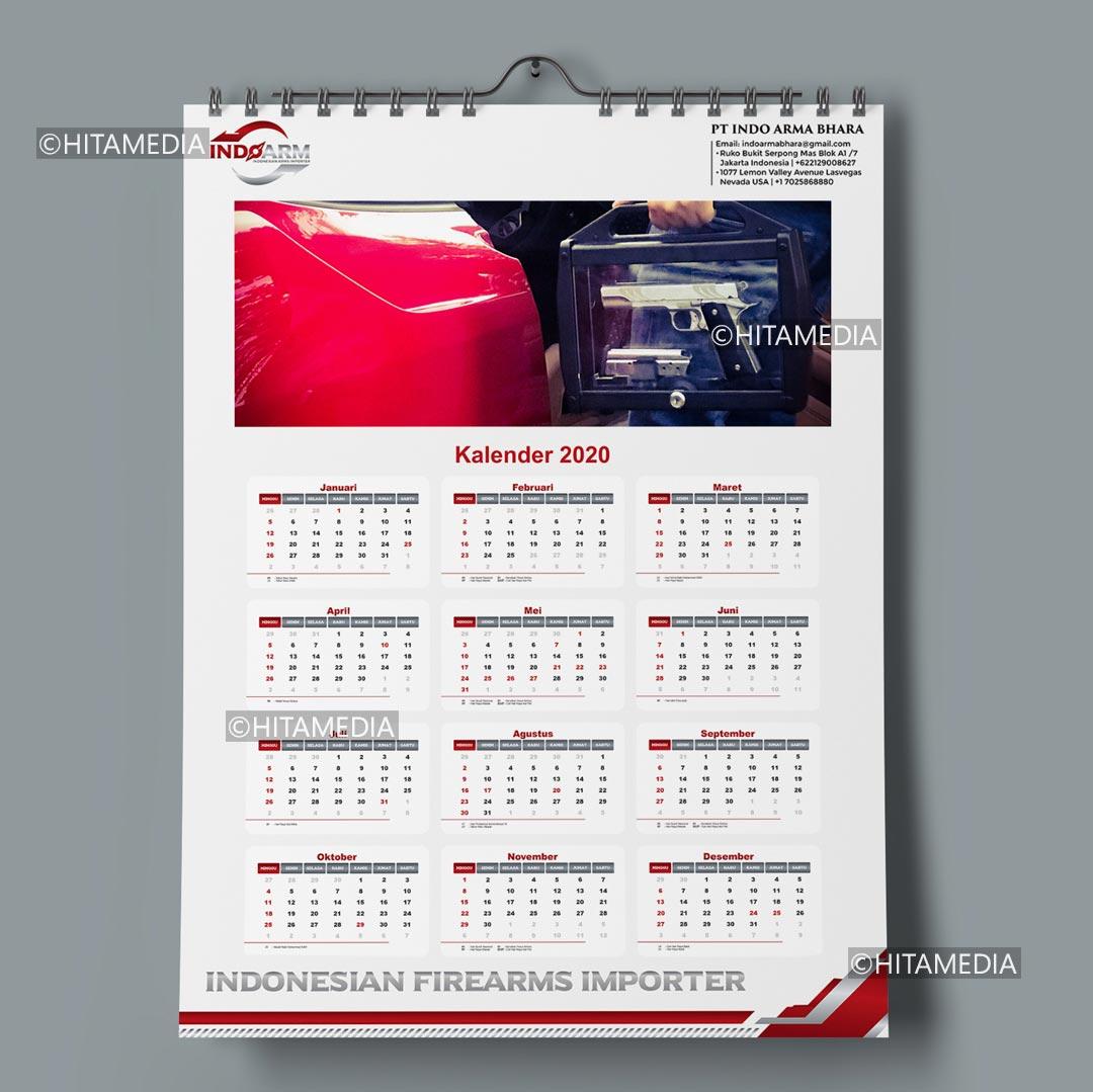 portofolio Harga Buat Kalender Di Bandung